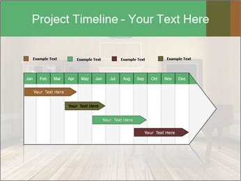 Old-Fashioned Livingroom PowerPoint Templates - Slide 25
