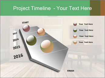 Old-Fashioned Livingroom PowerPoint Templates - Slide 26