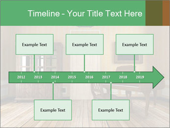 Old-Fashioned Livingroom PowerPoint Templates - Slide 28
