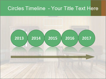 Old-Fashioned Livingroom PowerPoint Templates - Slide 29