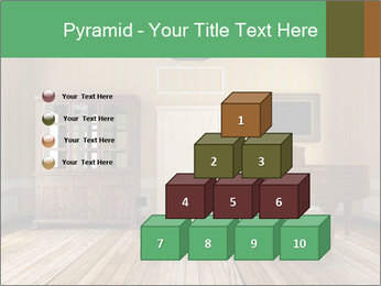 Old-Fashioned Livingroom PowerPoint Templates - Slide 31