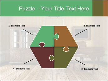 Old-Fashioned Livingroom PowerPoint Templates - Slide 40