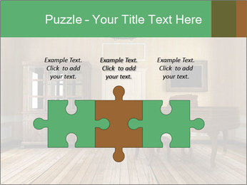 Old-Fashioned Livingroom PowerPoint Templates - Slide 42
