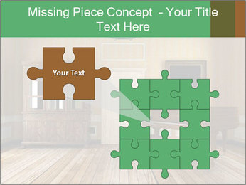 Old-Fashioned Livingroom PowerPoint Templates - Slide 45