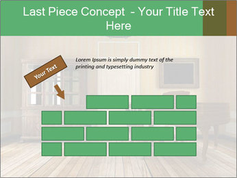 Old-Fashioned Livingroom PowerPoint Templates - Slide 46