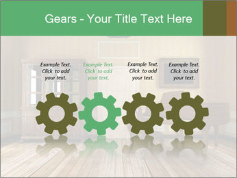 Old-Fashioned Livingroom PowerPoint Templates - Slide 48