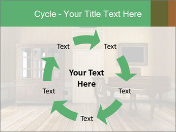Old-Fashioned Livingroom PowerPoint Templates - Slide 62