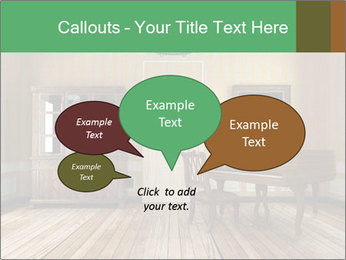 Old-Fashioned Livingroom PowerPoint Templates - Slide 73