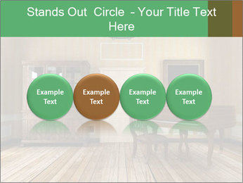 Old-Fashioned Livingroom PowerPoint Templates - Slide 76