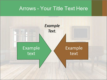 Old-Fashioned Livingroom PowerPoint Templates - Slide 90