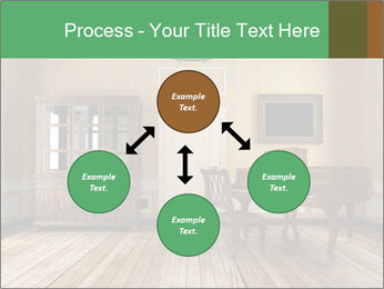 Old-Fashioned Livingroom PowerPoint Templates - Slide 91