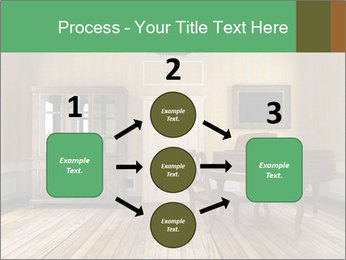 Old-Fashioned Livingroom PowerPoint Templates - Slide 92