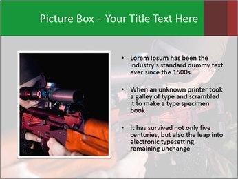 Army Gun PowerPoint Template - Slide 13