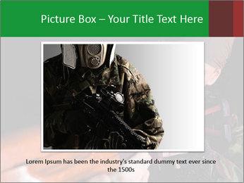 Army Gun PowerPoint Template - Slide 15