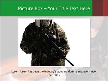 Army Gun PowerPoint Template - Slide 16
