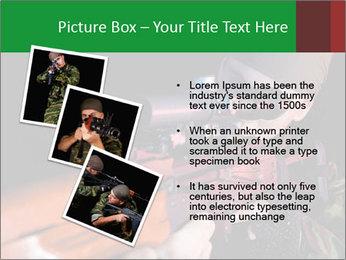 Army Gun PowerPoint Template - Slide 17