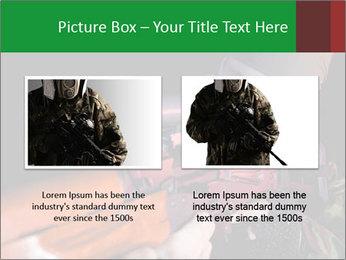 Army Gun PowerPoint Template - Slide 18
