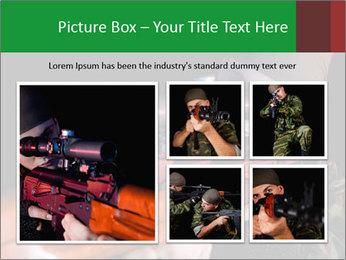 Army Gun PowerPoint Template - Slide 19
