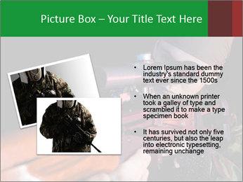 Army Gun PowerPoint Template - Slide 20