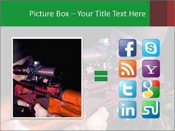 Army Gun PowerPoint Template - Slide 21