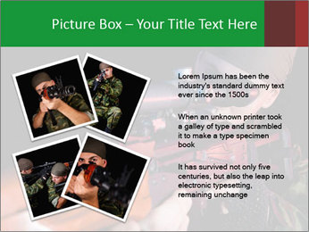 Army Gun PowerPoint Template - Slide 23