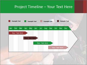 Army Gun PowerPoint Template - Slide 25