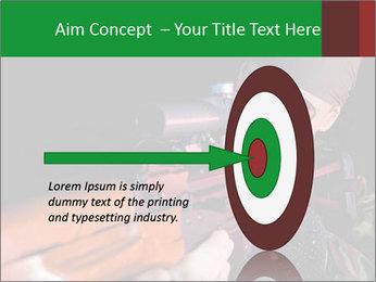 Army Gun PowerPoint Template - Slide 83