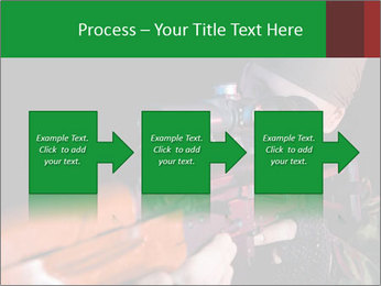 Army Gun PowerPoint Template - Slide 88