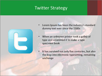 Army Gun PowerPoint Template - Slide 9
