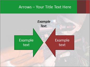 Army Gun PowerPoint Template - Slide 90