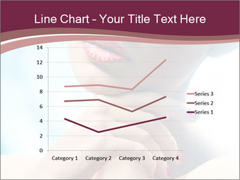Woman's Pretty Portrait PowerPoint Template - Slide 54