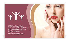0000063592 Business Card Template