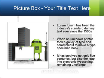 Fix Android Computer PowerPoint Templates - Slide 13