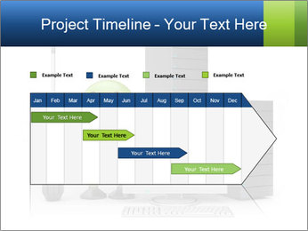 Fix Android Computer PowerPoint Templates - Slide 25