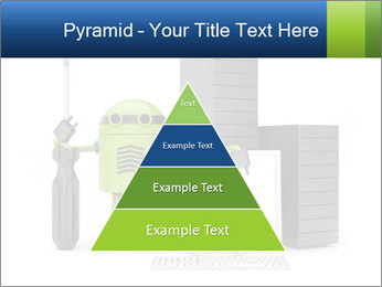 Fix Android Computer PowerPoint Templates - Slide 30