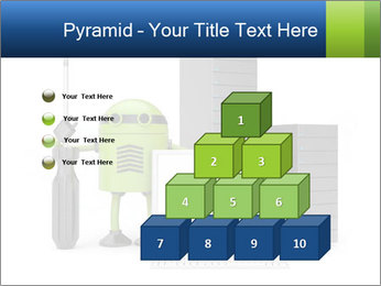 Fix Android Computer PowerPoint Templates - Slide 31
