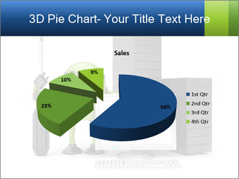 Fix Android Computer PowerPoint Templates - Slide 35
