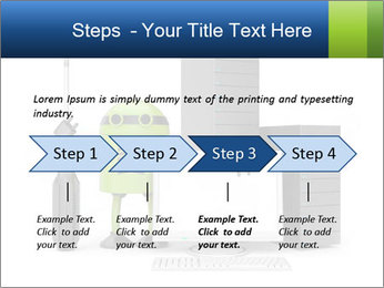 Fix Android Computer PowerPoint Templates - Slide 4