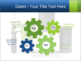 Fix Android Computer PowerPoint Templates - Slide 47