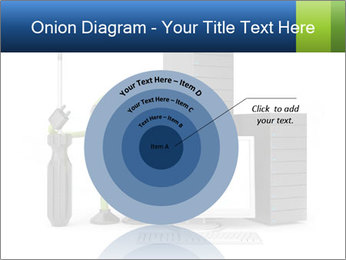 Fix Android Computer PowerPoint Templates - Slide 61