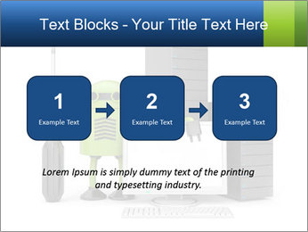 Fix Android Computer PowerPoint Templates - Slide 71