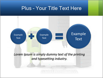 Fix Android Computer PowerPoint Templates - Slide 75