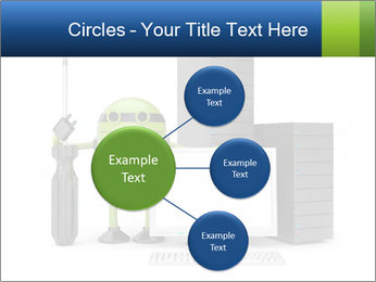 Fix Android Computer PowerPoint Templates - Slide 79