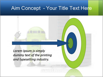 Fix Android Computer PowerPoint Templates - Slide 83
