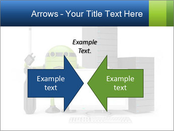 Fix Android Computer PowerPoint Templates - Slide 90