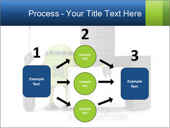 Fix Android Computer PowerPoint Templates - Slide 92