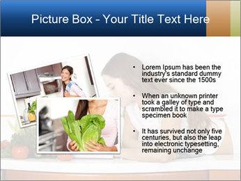 Vegan Wife Readidng Cook Book PowerPoint Template - Slide 20