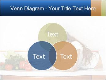 Vegan Wife Readidng Cook Book PowerPoint Template - Slide 33
