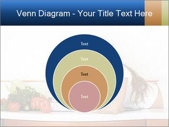 Vegan Wife Readidng Cook Book PowerPoint Template - Slide 34