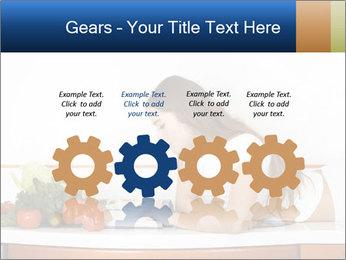 Vegan Wife Readidng Cook Book PowerPoint Template - Slide 48